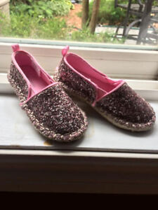 Shoes Toddler Girl - two pair