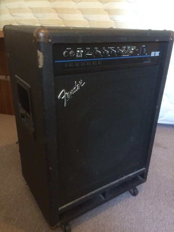 fender bxr 300c bass amp in southampton hampshire gumtree. Black Bedroom Furniture Sets. Home Design Ideas