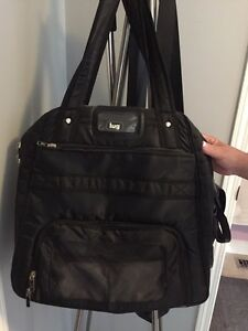 Puddle jumper overnight / gym bag black BNWOT !!!!