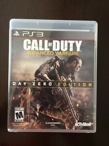 COD Advanced Warfare PS3