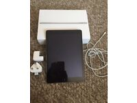 iPad Air 2 space grey 16gb wifi boxed with charger