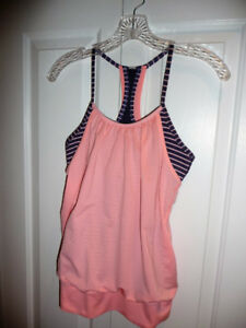 IVIVVA DOUBLE DUTCH TANKS TOPS