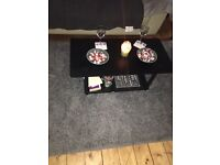 Black IKEA Coffee Table Excellent Condition