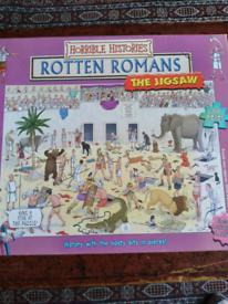 Rotten Romans Jigsaw