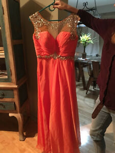 Graduation dress size 12 near 400 new