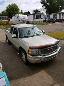 2007 GMC Seirra Nevada Special Edition Extended Cab