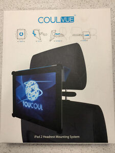 CoulVue iPad2* Headrest Mounting System - BRAND NEW