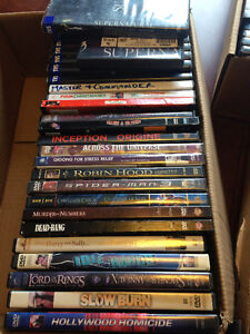 DVD'S......$2 each or 3 for $5