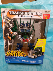 Transformers Beast Tracker Optimus Prime