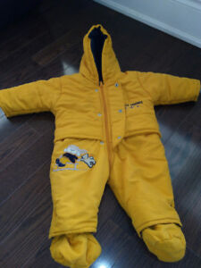 Winter suits for boy's and girls