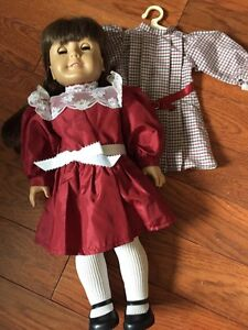 "Two 18"" Classic American Girl Dolls for Sale"