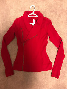 Lululemon Bhakti Yoga Jackets Size 4