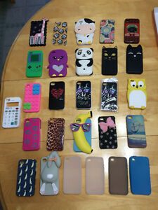 Selling my iPhone 4s' cases / Vend mes cases d'iPhone 4s