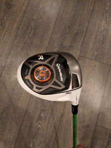 Tour Issue Taylormade Driver and Fairway wood