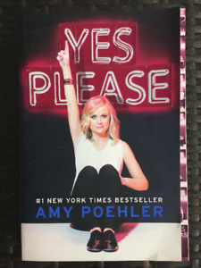 'Yes Please' by Amy Poehler book