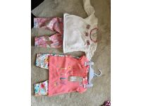 Girls clothing age 6-9months