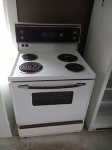 Older Stove oven