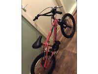 Girls Kubo bike age 8-12