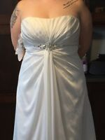 Brand new wedding dress Alfred Angelo $280