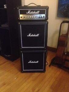 marshall stack buy or sell amps pedals in ontario kijiji classifieds. Black Bedroom Furniture Sets. Home Design Ideas