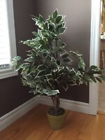 Artificial/fake  plant/tree – excellent condition