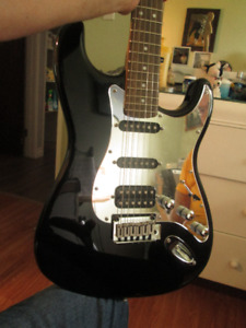 Fender squire Stratocaster Great shape plays well