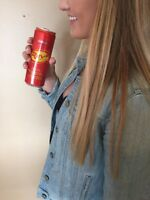 Try a healthier more natural energy drink!