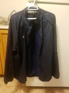 Underarmour mens jacket. Size xxl