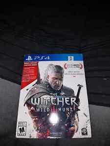 The Witcher 3 PS4 - 40$