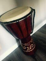 Small djembe drum