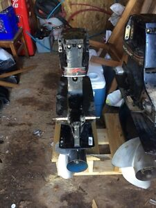 Bravo two drive and prop for sale