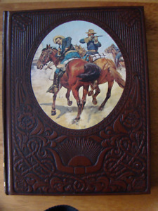 The Old West - Leatherbound TIME-LIFE BOOKS set