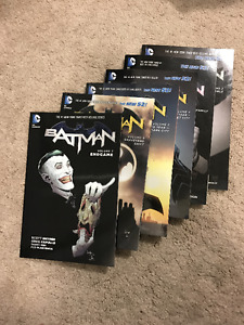 Batman Unwrapped Hardcover Vol 1, Batman Vol 2-7