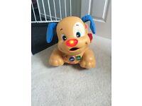 Kids toy dog / baby walker