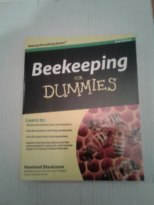 4 New Bee Keeping Books