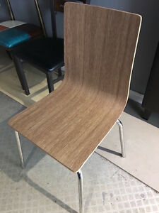 MODERN WOOD CHAIRS COMMERCIAL QUALITY KIJIJI SPECIAL PRICE