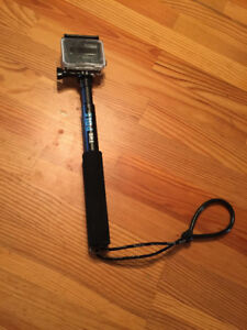 The Pole Selfie Stick for GoPro