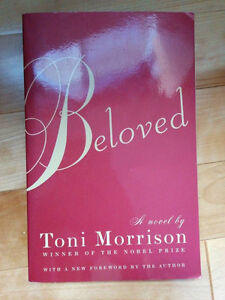 Beloved by Toni Morrison Gatineau Ottawa / Gatineau Area image 1