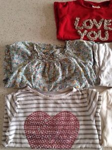 Shirts for a girl, size 2-4Y Gatineau Ottawa / Gatineau Area image 3