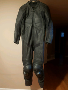 1pc Leather Suit