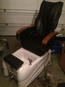 PEDICURE MASSAGE CHAIR with led light