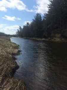 38 ACRES ON WAUGH RIVER NEXT TO TATAMAGOUCHE