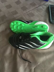 Size 12 soccer cleats