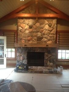 Chimney and Fireplace specialist London Ontario image 1