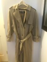 WOMENS BURBERRY TRENCH FOR SALE