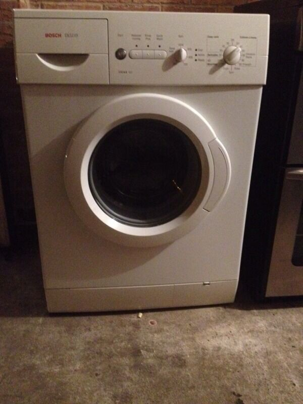 bosch exclusiv maxx 100 washing machine in newhall. Black Bedroom Furniture Sets. Home Design Ideas
