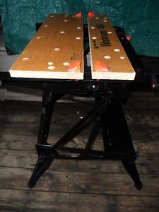 Brand New Black & Decker Workmate 400 Workbench Windsor Region Ontario image 5