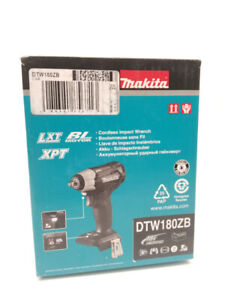 Impact Wrench a batterie Makita DTW180ZB Neuf