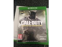 Xbox one cod as new