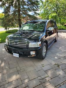 2007 Infiniti QX56 7-pass SUV
